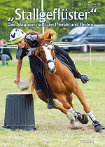 Stallgefluester - Das Magazin rund um Pferde und Reiten Kleinanzeigen und News zum Thema Reitsport, Freizeitreiten und Pferde